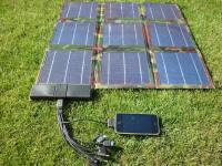 Как самостоятельно солнечную батарею